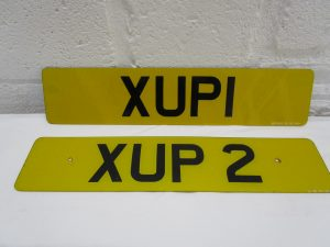 pre-suffix-number-plate