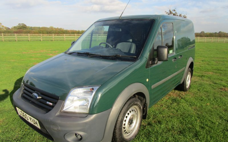 Ford Transit Connect 220 90ps Van
