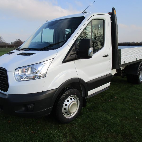 Ford Transit  One Stop Tipper Ps  Speed Gearbox