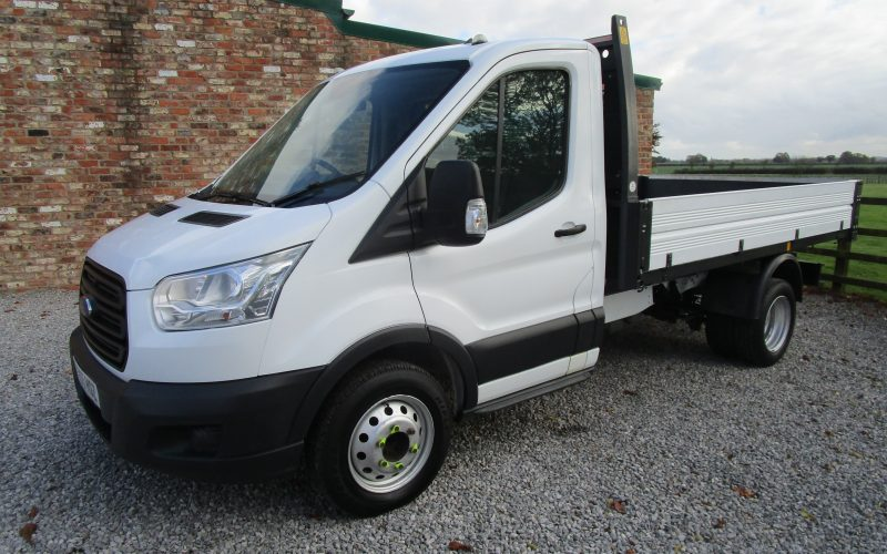 Ford Transit 350 One Stop Tipper 125ps 6 Speed Gearbox