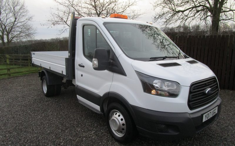 Ford Transit 350 One Stop Tipper Euro 6 Add Blue 130ps with 6 Speed Gearbox